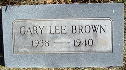 Gary Lee Brown