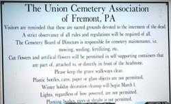 Union Methodist Cemetery