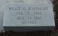Willie Corine <i>Coleman</i> Boatright
