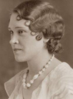 Alma Hughes <i>Coleman</i> Townsend