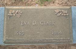 Eva Druscilla Clark