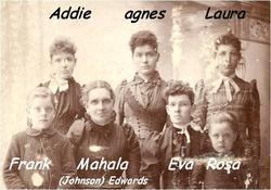 Agnes Elnora <i>Edwards</i> Lamont