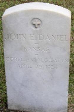 John E. Daniel