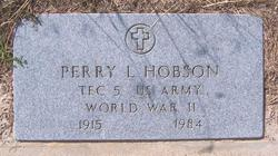 Perry L Buster Hobson