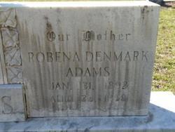 Robena <i>Denmark</i> Adams