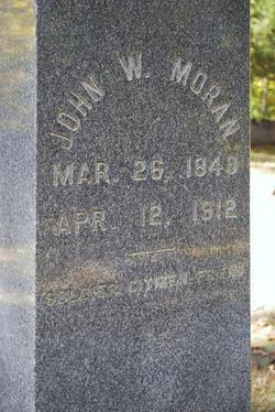 John Williamson Moran
