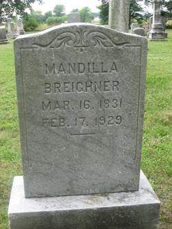Amanda Martha Mandilla <i>Miller</i> Breighner