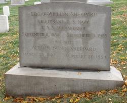 Lieut Edgar William Sheppard
