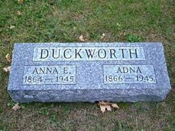 Adna Duckworth