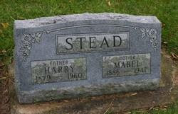 Mabel Lucy <i>Washburn</i> Stead