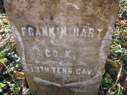 William Franklin Franklin Hart