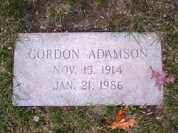 Gordon Adamson