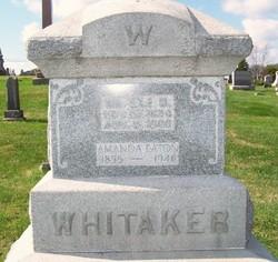 Amanda A <i>Vickery</i> Whitaker Eaton