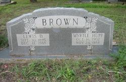 Lewis Devereaux Brown