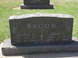 Arthur M Bacon