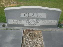 Carrie <i>Faulkner</i> Clark