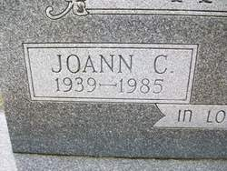 Joann <i>Cherry</i> Adams