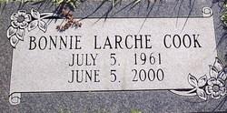 Bonnie <i>Larche</i> Cook