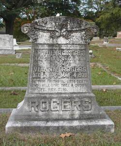 William H. H. Rogers