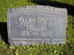 Ellen <i>Wood</i> Teller