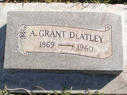 Alfred Grant DeAtley