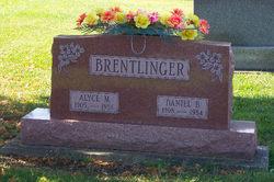 Alyce May <i>Faneuff</i> Brentlinger