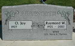 Raymond W. Ainsworth