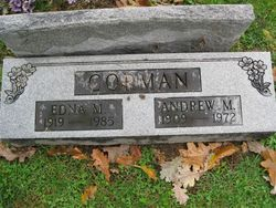 Edna M. <i>Upton</i> Corman