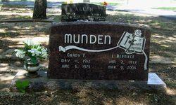 Lela Berniece <i>Allen</i> Munden
