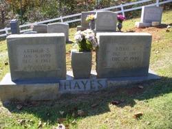 Arthur S Hayes