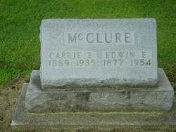 Carrie Ethel <i>Hallgarth</i> McClure