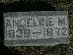 Angeline M. <i>Dennison</i> Anderson