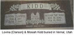 Mosiah Kidd