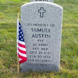 Pvt Samuel Austin