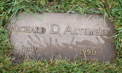 Richard Dean Altemeier