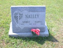 George W Nalley