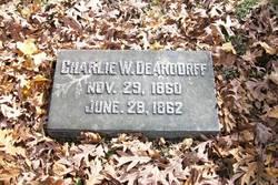 Charles W Deardorff