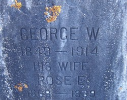 Rose Ella <i>Peabody</i> Crockett