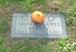 Tyler James Berkey