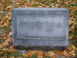 John Robert Whittaker, Jr