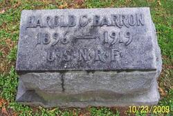 Harold Cassimir Barron