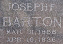 Joseph Franklin Barton