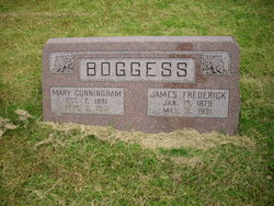 Mary <i>Cunningham</i> Boggess