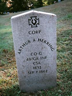 Arthur A. Herring