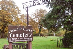 Cascade Locks Cemetery