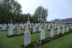 White City Cemetery, Bois-Grenier