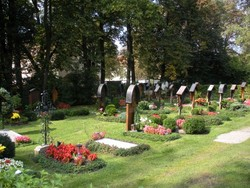 Friedhof am Perlacher Forst