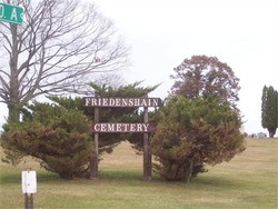 Friedenshain Cemetery