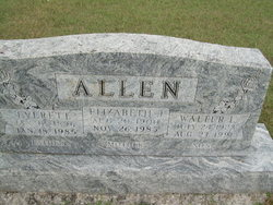 Everett Allen