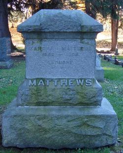 Marcus Dietz Matthews